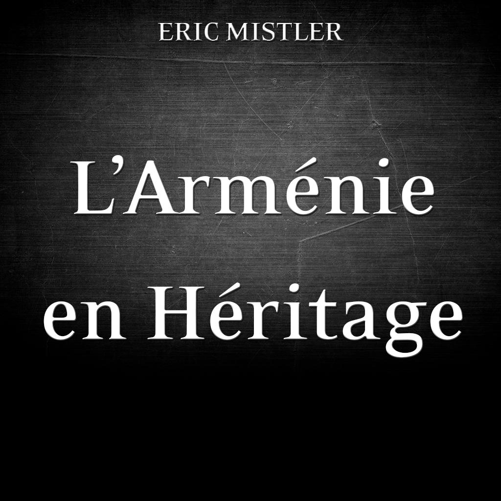 L'arménie en Héritage-Affiche
