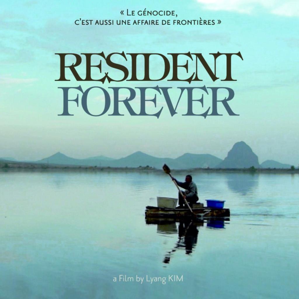 Resident Forever-Affiche